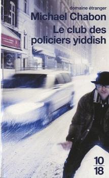 [Chabon, Michael] Le club des policiers yiddish Couv2211