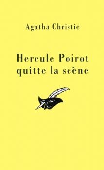 [Christie, Agatha] Hercule Poirot quitte la scène Couv2310