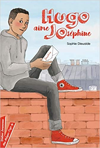 [Dieuaide, Sophie] Hugo aime Joséphine Couv3010