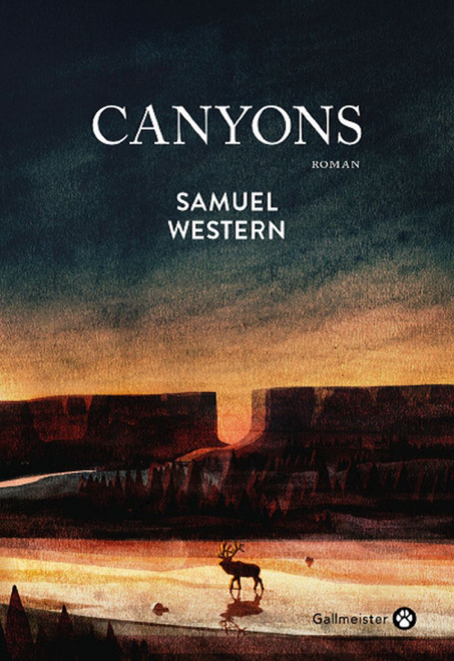 [Western, Samuel] Canyons Couv4010