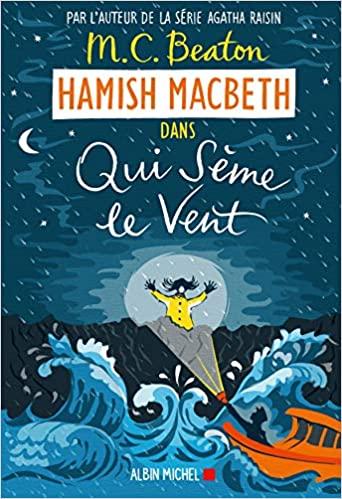 [Beaton, M.C.] Hamish Macbeth - Tome 6 : Qui sème le vent Couv4310