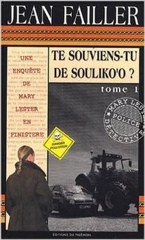 [Failler, Jean] Mary Lester - Tomes 30 et 31 : Te souviens-tu de Souliko'o ? Couv4812