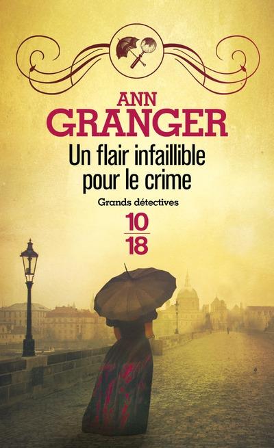 [Granger, Ann] Ben et Lizzie Ross - Tome 4 : Un flair infaillible pour le crime Couv5210