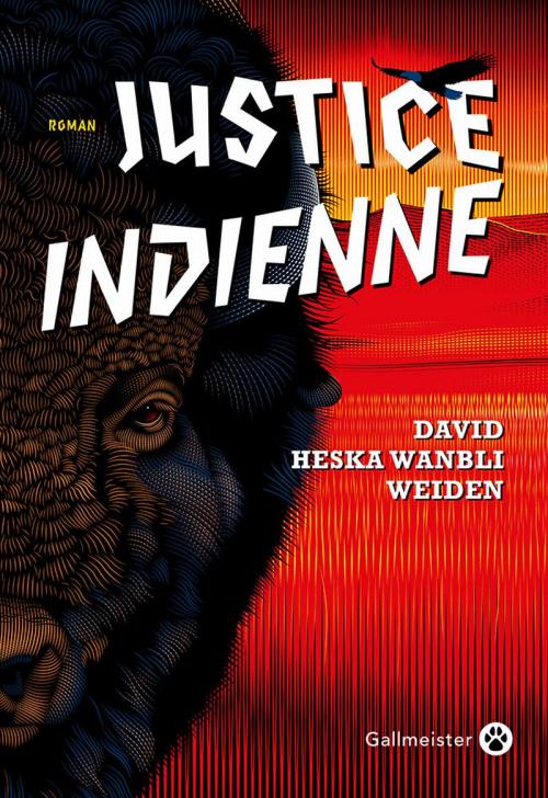[Heska Wanbli Weiden, David] Justice indienne Couv5312