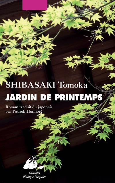 [Shibasaki, Tomoka] Jardin de printemps Couv6513