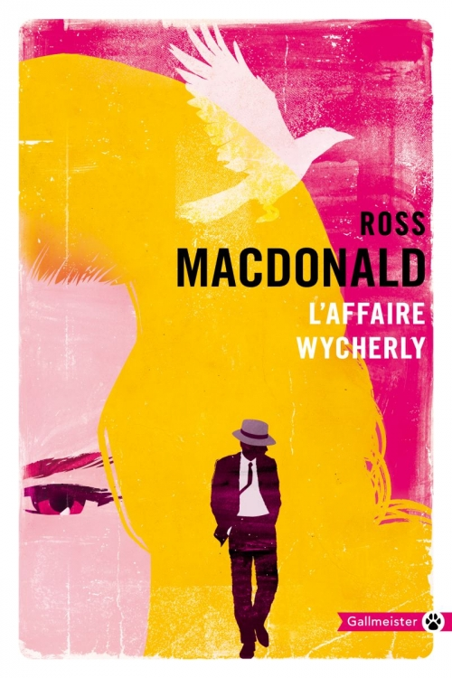 [MacDonald, Ross] Lew Archer - Tome 9 : Le cas Wycherly Couv6810