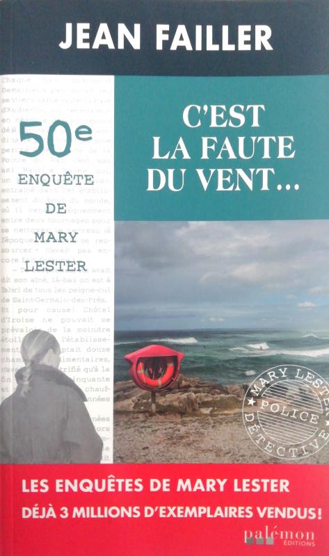 [Failler, Jean] Mary Lester - Tome 50 : C'est la faute du vent ! Couv6913