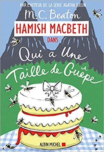 [Beaton, M.C.] Hamish Macbeth - Tome 4 : Qui a une taille de guêpe Couv7114