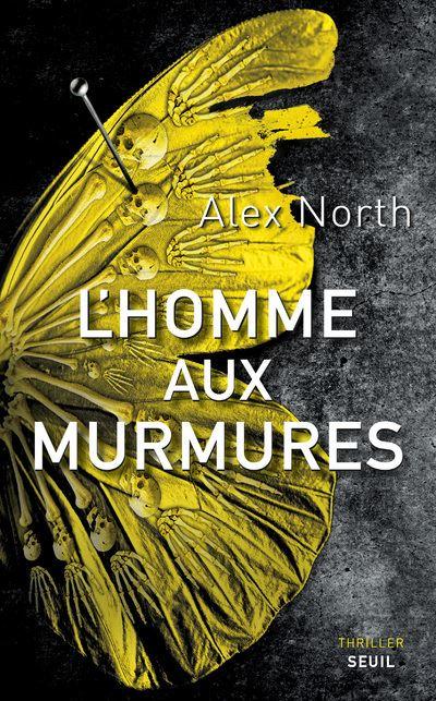 [North, Alex] L'homme aux murmures Couv7410