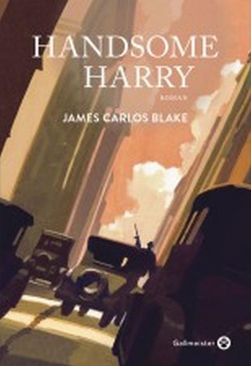 [Blake, James Carlos] Handsome Harry Couv7510
