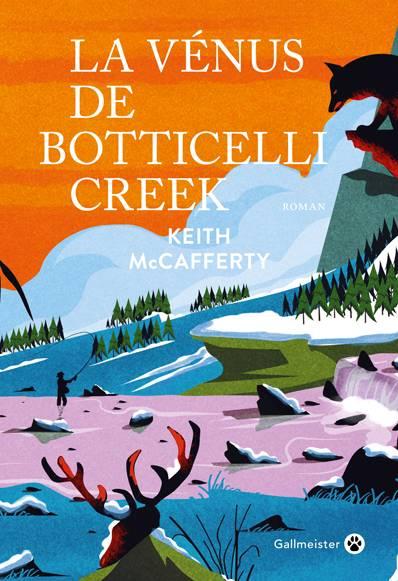 [McCafferty, Keith] La Vénus de Botticelli Creek Couv7512