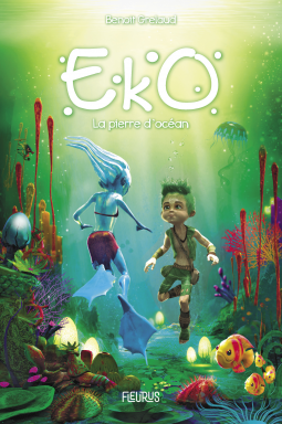 [Grelaud, Benoit] Eko - Tome 1 : la pierre d'Océan Cover105
