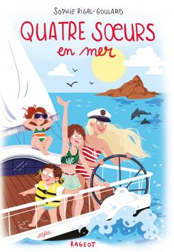 [Rigal-Goulard, Sophie] Quatre soeurs en mer Cover112
