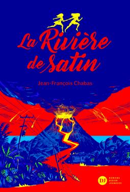 [Chabas, Jean-François] La rivière de Satin Cover132