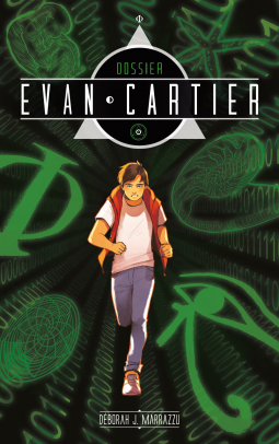 [Marrazzu, Déborah J.] Dossier Evan Cartier – Tome 1 – Héritage crypté  Cover135