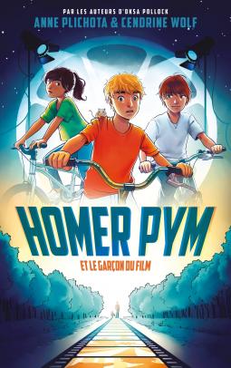 [Plichota, Anne et Wolf, Cendrine] Homer Pym et le garçon du film Cover136