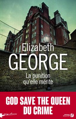 [George, Elizabeth] Inspecteur Linley - Tome 20 : La punition qu'elle mérite Cover138