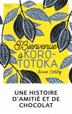 [Ostby, Anne] Bienvenue à Korototoka Cover155