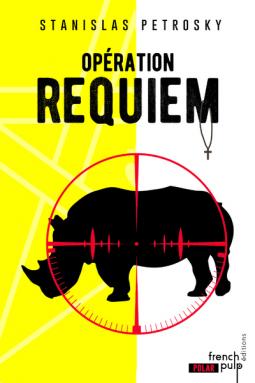 [Pétrosky, Stanislas] Requiem - tome 5 : Opération Requiem Cover156