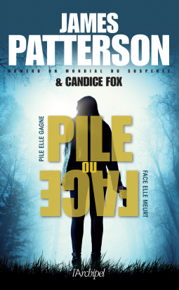 [Patterson, James & Fox, Candice] Harriet Blue - Tome 2 : Pile ou face Cover214