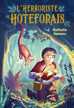 [Somers, Nathalie] L'Herboriste de Hoteforais Cover232