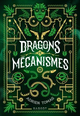 [Tomas, Adrien] Dragons et mécanismes Cover250