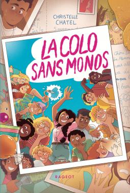 [Chatel, Christelle] La colo sans les monos Cover271