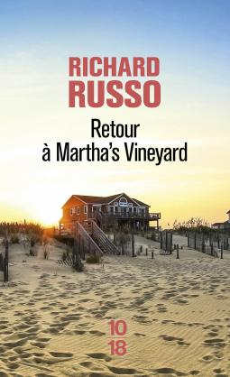 [Russo, Richard] Retour à Martha's Vineyard Cover279