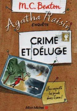 [Beaton, M.C .] Agatha Raisin enquête - Tome 12 : Crime et déluge Cvt_ag11