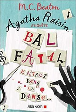 [Beaton, M.C.] Agatha Raisin - Tome 15 : Bal fatal Cvt_ag12