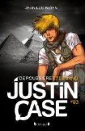 [Bizien, Jean-Luc] Justin Case - Tome 3 : De poussière et de sang Cvt_ju10