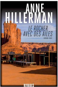 [Hillerman, Anne] Le rocher avec des ailes Cvt_le13