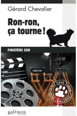 [Chevalier, Gérard] Les enquêtes de Catia - Tome 2 : Ron-ron, ça tourne !  Cvt_ro10