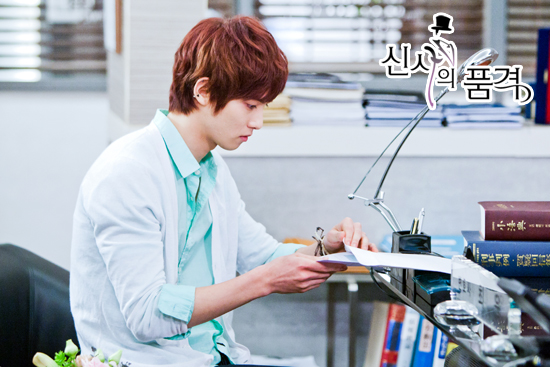 [Dossier] Colin @ A Gentleman Dignity Drama. - Page 3 Pastel10