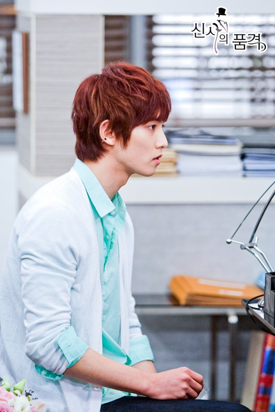 [Dossier] Colin @ A Gentleman Dignity Drama. - Page 3 Pastel12