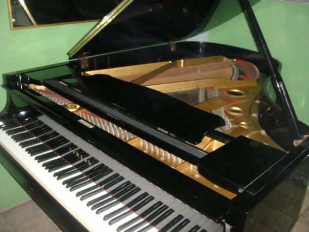 Piano à Queue Placement micros .... Piano10