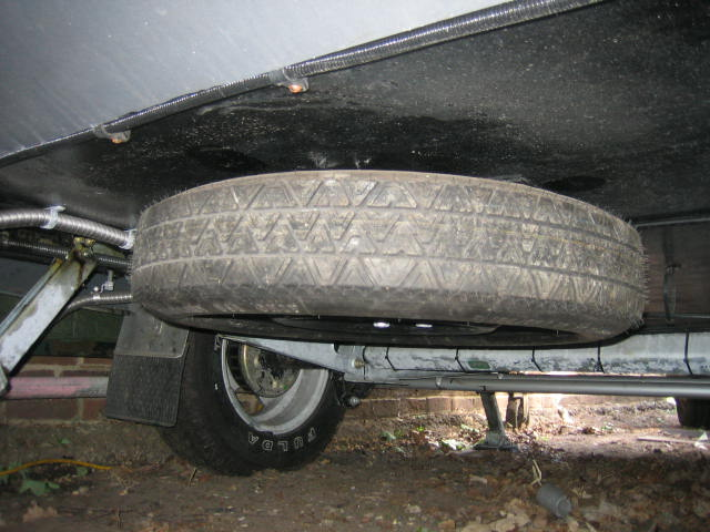 Le pneu de secours ! Compac10