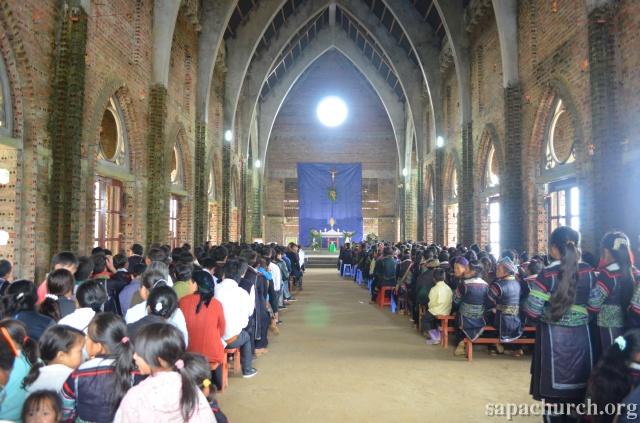 HMOOB CATHOLIC NYOB COB TSIB TEB (Hmong Catholic Vietnam) - Page 5 1310