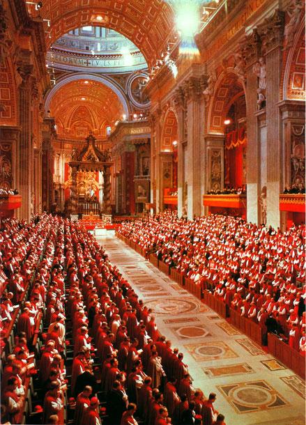Kev ntseeg Raws Concile Vatican II Concil10