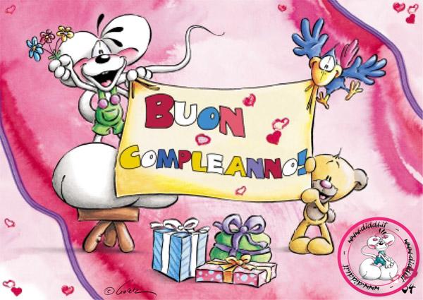 BUON COMPLEANNO ELIO GENTILI-PAOLO CARTA Fede216