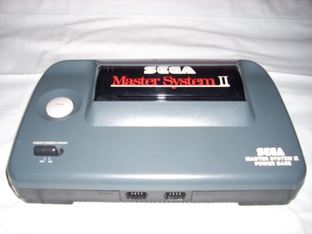 master system 2 grise Master10