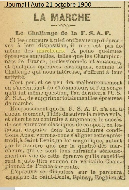 LES CHAMPIONS DE FRANCE MARCHE DE 1893 A 1921 1900_111