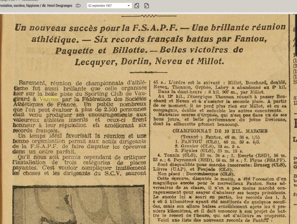 LES CHAMPIONS DE FRANCE MARCHE DE 1893 A 1921 - Page 2 1907_010