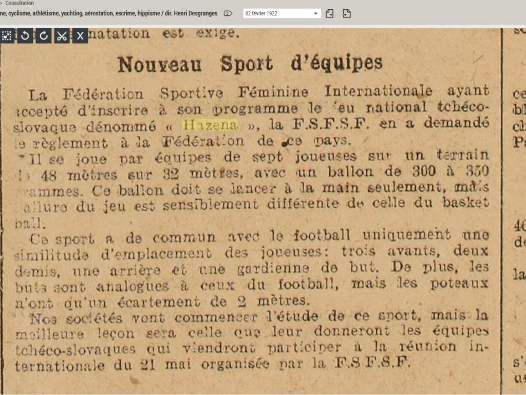 A REGEL, première Championne de France Féminine de marche 1922_010