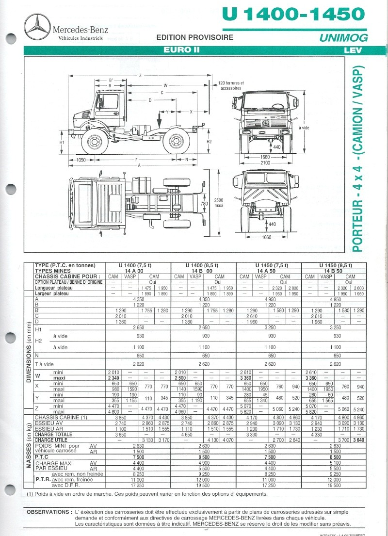 longueur carrossable sur U435 L37 Fiche_10