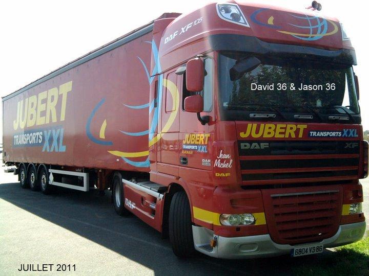 Transports  Jubert  (Jardres 86) 28341610