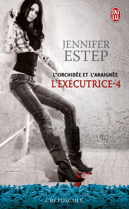L'Exécutrice Tome 4 : L'Orchidée et l'Araignée de Jennifer Estep 97822927
