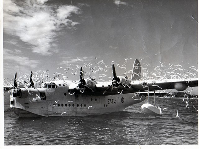 """[Les anciens avions de l'aéro] Hydravion SHORT """"SUNDERLAND"""" 001_su10"""