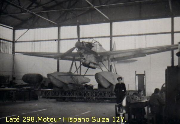 [Les anciens avions de l'aéro] HYDRAVION LATECOERE 298 An1111