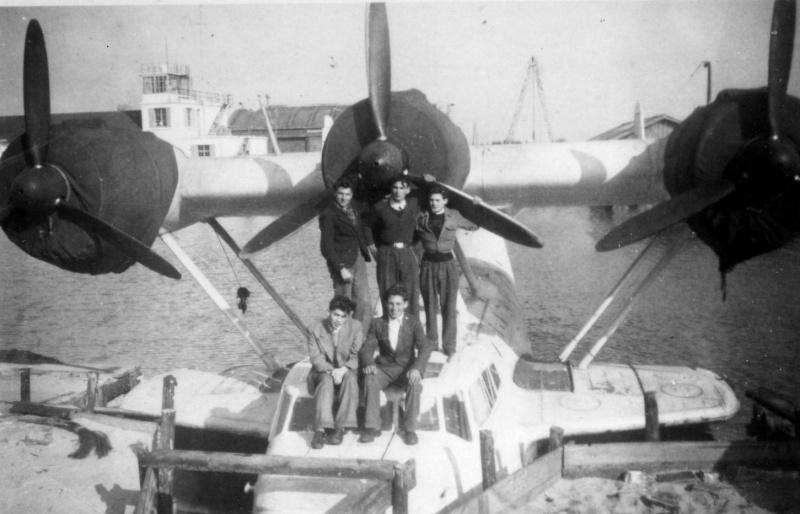[Les anciens avions de l'aéro] Hydravion DORNIER  DO 24 Hourti10